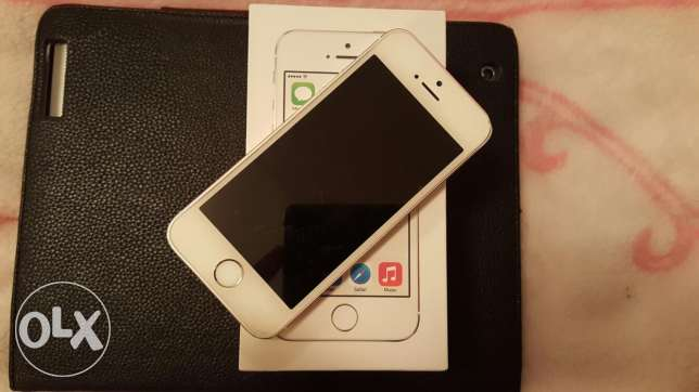 Iphone 5s 64GB no scratches like new الرابيه -  7