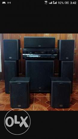 7.1 home theater for sale