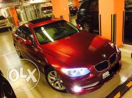BMW 320i 2011 Coupe بي ام