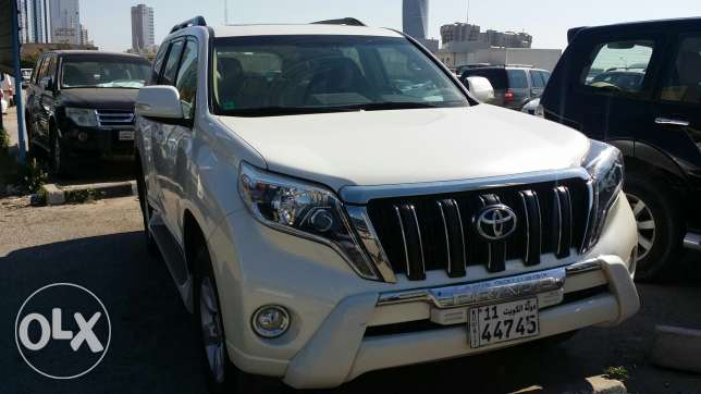 Toyota land cruiser pardo