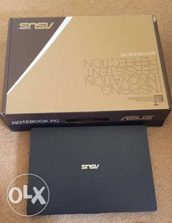 Asus Pro Advance BU201 Ultrabook (Almost New)