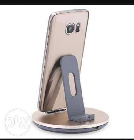 Mobile charger/stand