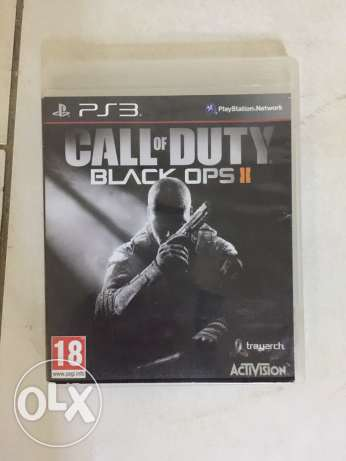 cod black ops II for sale