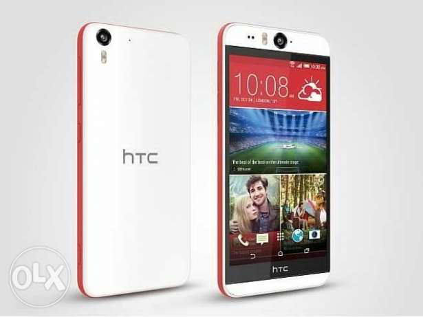 HTc desire eye 13mp front and back.Water proof