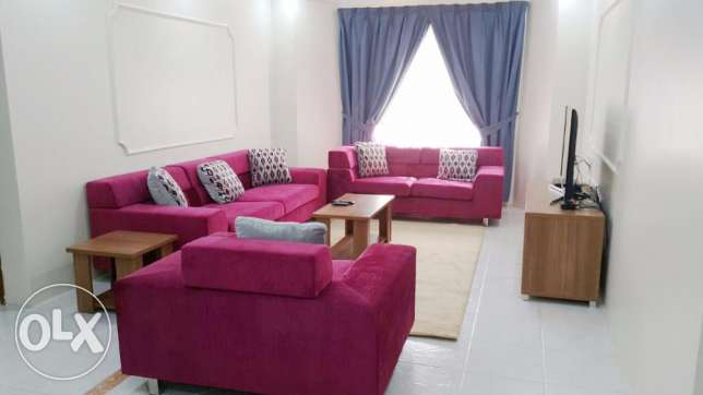 Furnished 3 bedroom for rent in Salwa KD 600