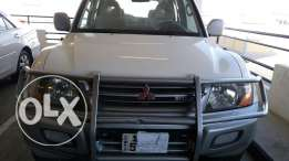 2002 pajero for sale. White color. Milleage 210000 km Good conditon
