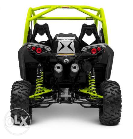 Maverick X ds Turbo الري -  3