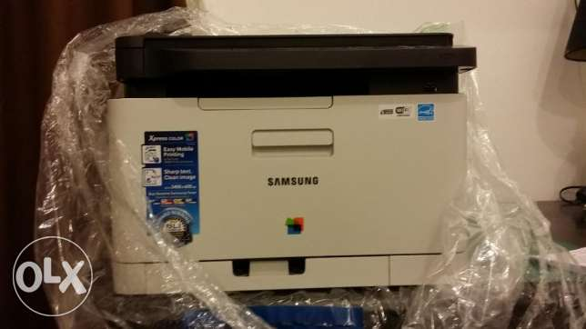 Samsung printer 3 in 1 Xpress C480W Smart printing solution سلوى -  1