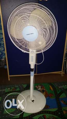 Vectra Stand Fan