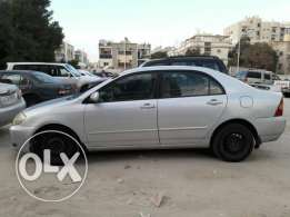 Toyota corolla for sale model 2002