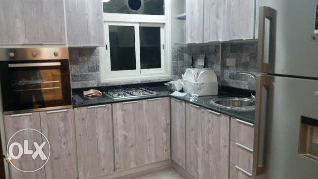Salmiya somptuous fully furnished flat 2 bhk