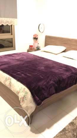 Cot and Mattress for Sale- 150 KD