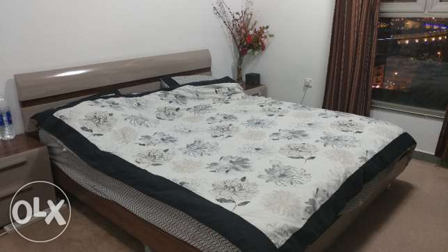 Safat Homes- Full bed room set