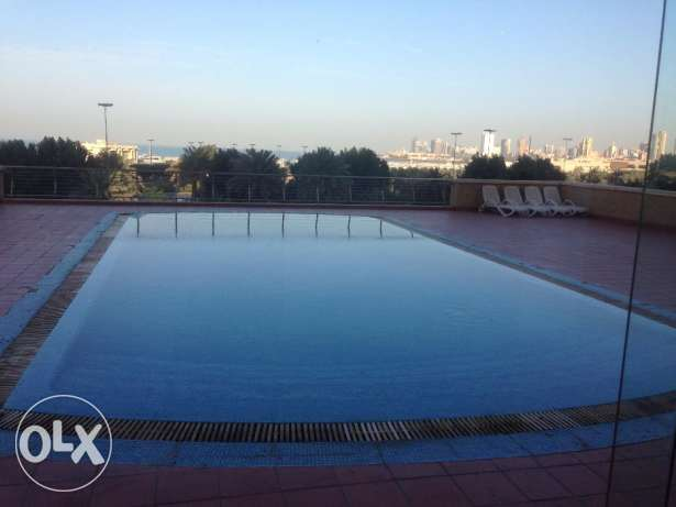Shaab - three bedroom sea view apartment w/pool