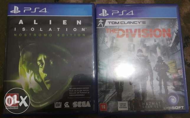 Offer for two days only for alien isolation + the divisiom