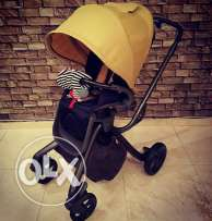 Stroller MaMaS PaPaS Mylo With Car Seat cybex