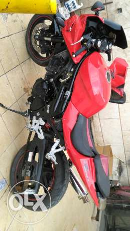 GT-650R for sale 650cc