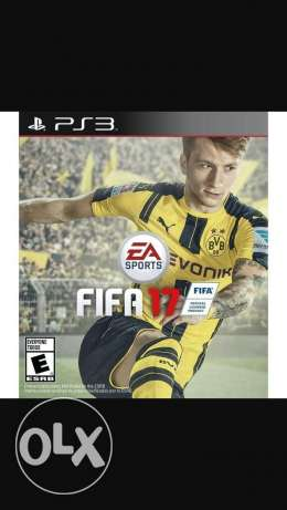 I want FIFA 17 for PS3