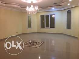 unique ground floor with yard in nice area in mangaf