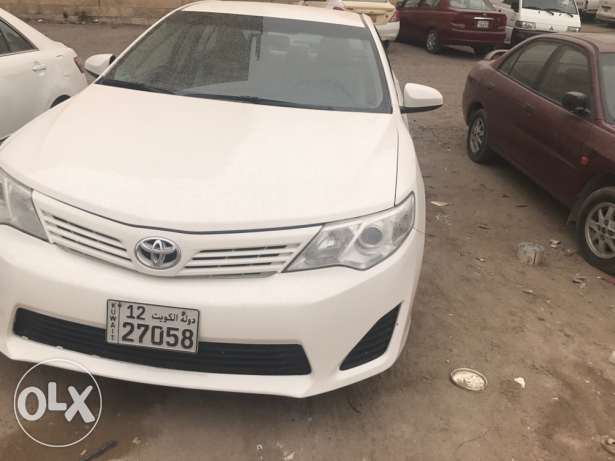 Toyota camary 2014model for sale
