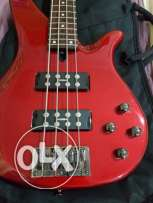 Yamaha bass guitar