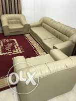 Leather sofa for sale
