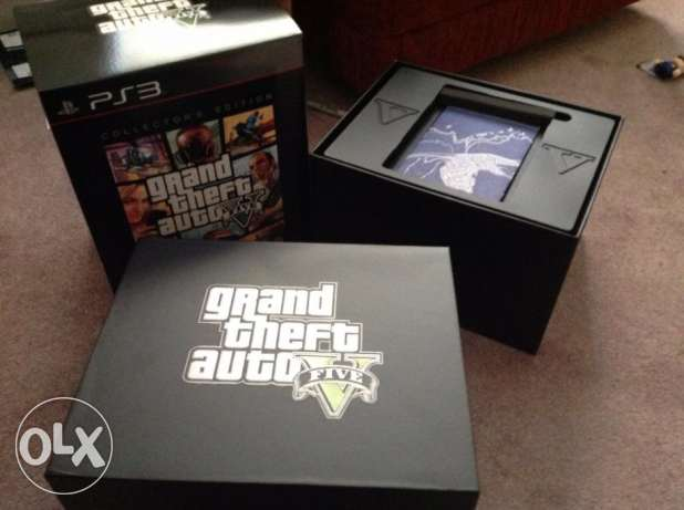 Grand Theft Auto 5 Special Edition PS3