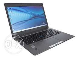 Toshiba Protege i7 Processor Laptop For Sell