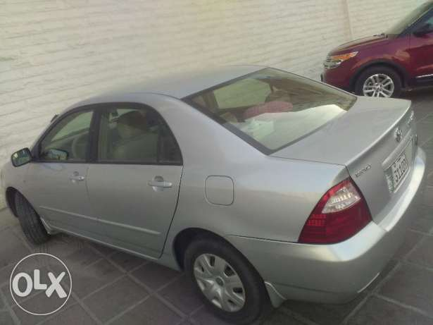 Corrolla 2005 XLI 1.8 for sale