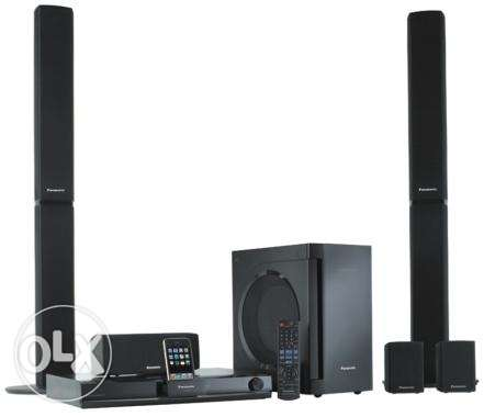 Panasonic DVD Home Theatre SAP T570