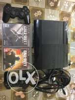 Sony PS3 for sale with games