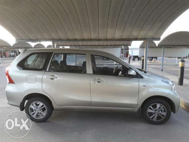 Toyota Avanza 2015 model for sale