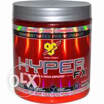 BSN - Hyper FX Power Supplement