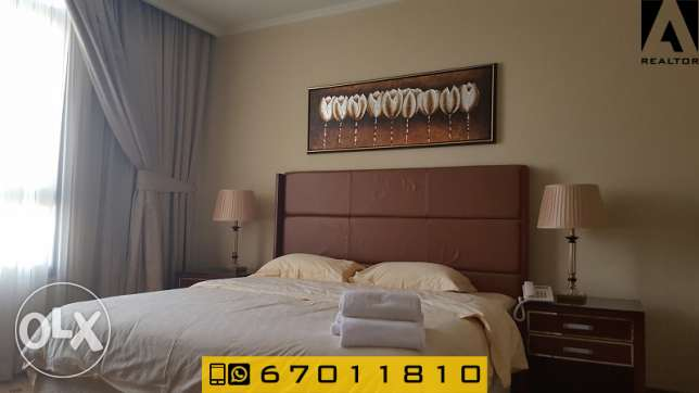 Executive 2 bedroom serviced apartment for rent in Kuwait City الشرق -  5