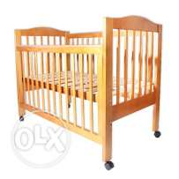 Genesis Arizona Cot Antique (Baby cot / Baby bed)