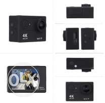 **4K Ultra HD Mini Wifi Action Camera Wide Angle Lens**