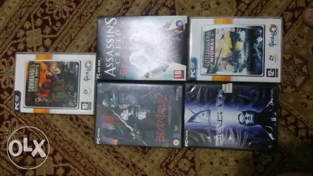 Pc games for sale or exchange