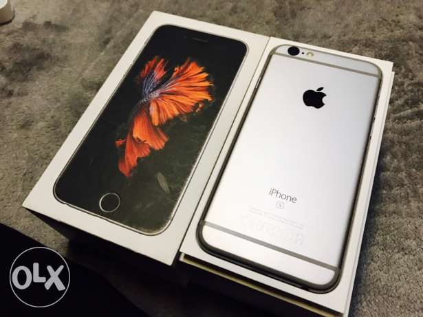 iPhone 6S 64GB (Great Condition)