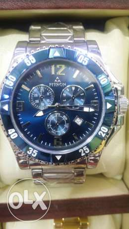 Fitron Latest Best Stylish and branded watch for man