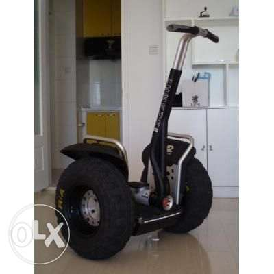 ESWING Supplier electric chariot x2 scooter 2 wheels gyropode for sale