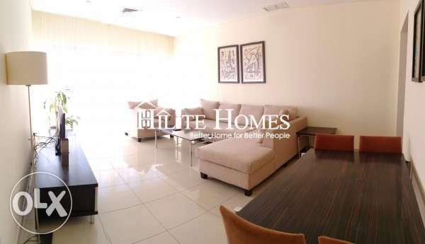 Salmiya - One Bedroom Furnished Apartment Kd 550