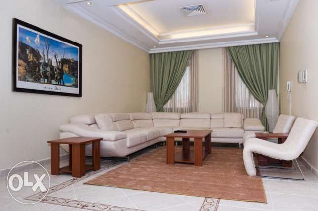 For expats - big 3 bdr furnished apt in Salwa