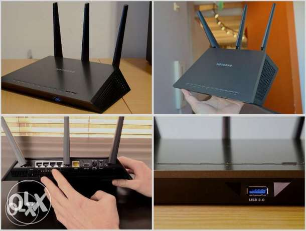Netgear Nighthawk | Dual Band WiFi Router