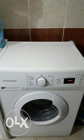 washing machine Daewoo 7kg