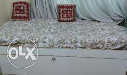 Flat for sale with furniture at Salmiya Block 10 near garden