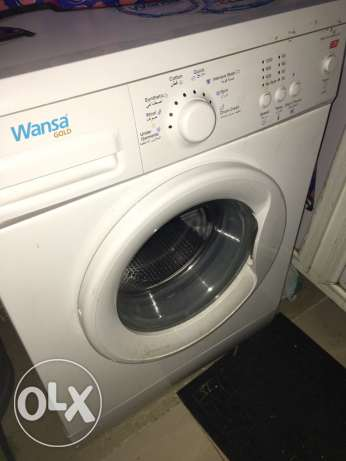 wansa washer machine 7 kg