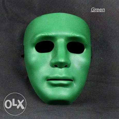 I have green bhoot mask like this photo