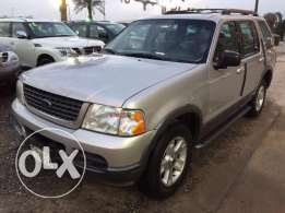 Ford Explorer 2005, Expat leaving the country