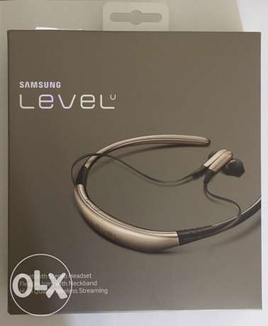 Samsung Level U - Gold