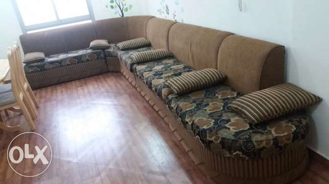 sofa ,table for sale
